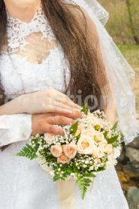 wedding bouquet2014